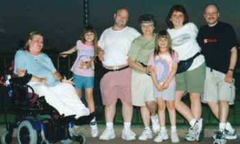 Camping at Fort Wilderness: 2003