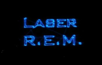 Laser Light Show | Professor Mark Csele