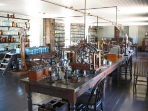 Menlo Park lab