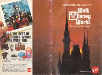 WDW-1976 guidebook